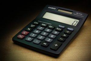 電卓計算機の使わないボタン「M+ M-」を覚えると効率は2倍以上になる!