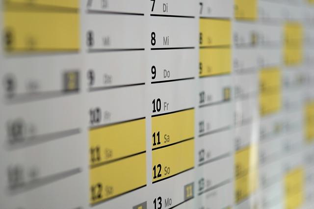 年度途中が開業日の場合の記帳開始日は?準備期間はどうする?